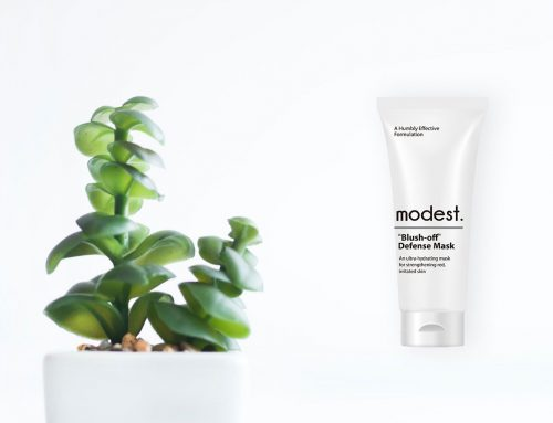 Why This Soothing Gel Mask Is A MUST for Angry Skin